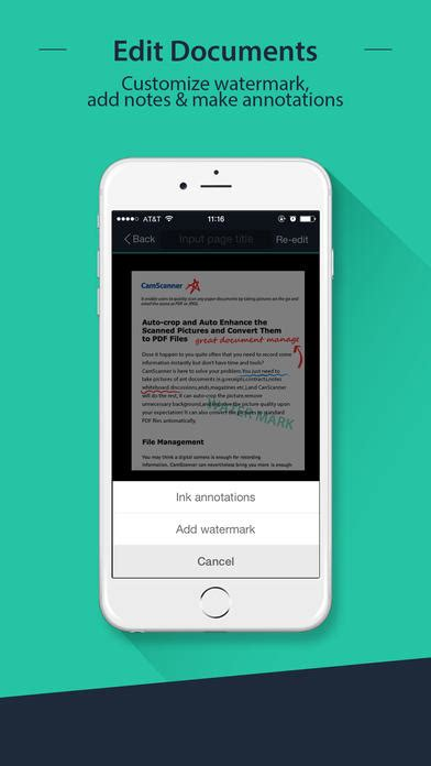 CamScanner | Document Scanner and PDF Creator for iOS