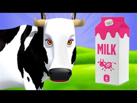 I Have a Dairy Cow - Kids Songs & Nursery Rhymes - YouTube