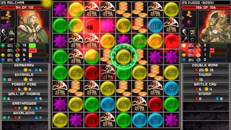 Puzzle Quest: Challenge of the Warlords Review for the