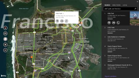 Bing Maps Preview is Microsoft's answer to Google Earth