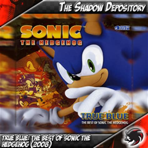 New Album: True Blue – The Best Of Sonic The Hedgehog