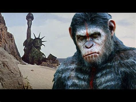 PLANET OF THE APES (1968) Movie Clip - Statue of Liberty