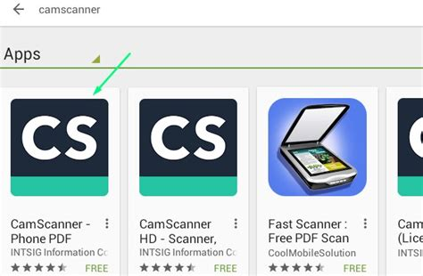 CamScanner For PC Download Free to Windows 8/7/8