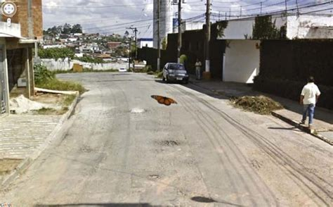 The Most Bizarre Google Street View Maps Ever (31 pics