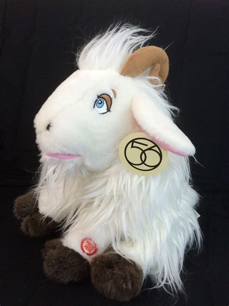 DEPT 56 Croonin' Critters Animated Goat Sings Sound of