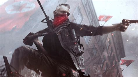 Homefront: The Revolution Review - IGN