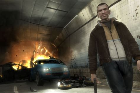 Grand Theft Auto 4 now backward compatible on Xbox One