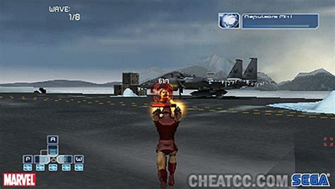 Iron Man Review for the PlayStation Portable (PSP)