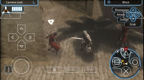 Assassin's Creed Blood Lines PSP ISO Free Download