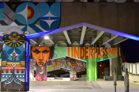 Underpass Park Redefines the Future of Public Realm